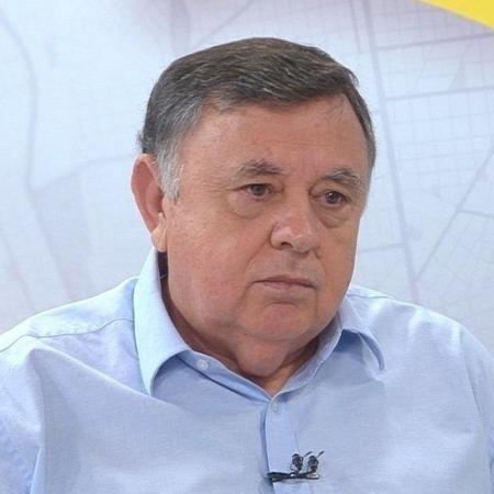 O coronel da reserva do Exército Luiz Carlos Marchetti, exonerado do Ibama em Mato Grosso do Sul - Reprodução/TV Morena/Rede Globo