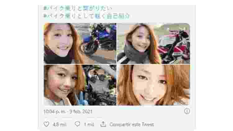 Twitter do Zonggu - Reprodução/Twitter - Reprodução/Twitter