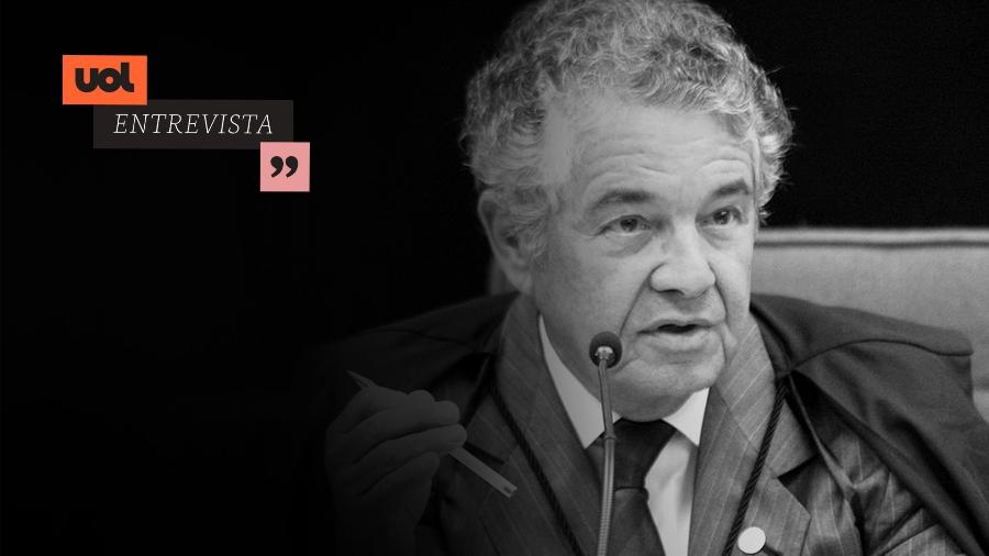 UOL Entrevista com Marco Aurélio Mello (18.06.2021) - Arte/UOL