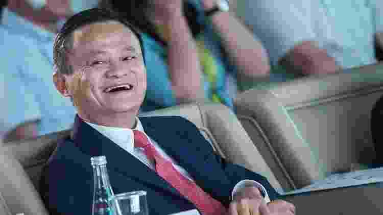 Bilionário Jack Ma é um promotor da cultura 996 - Getty Images - Getty Images
