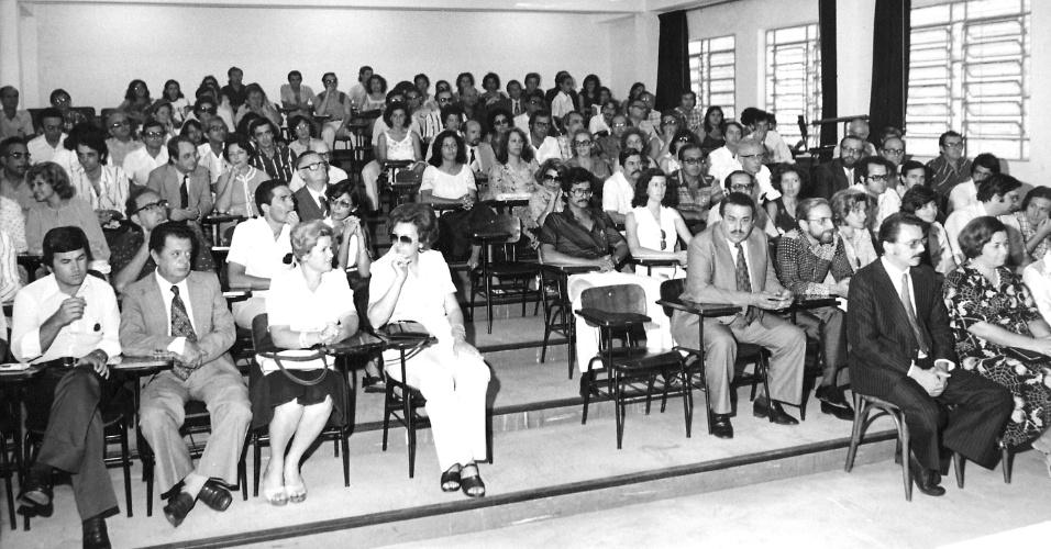 Debate sobre a reforma da Unesp (1976)