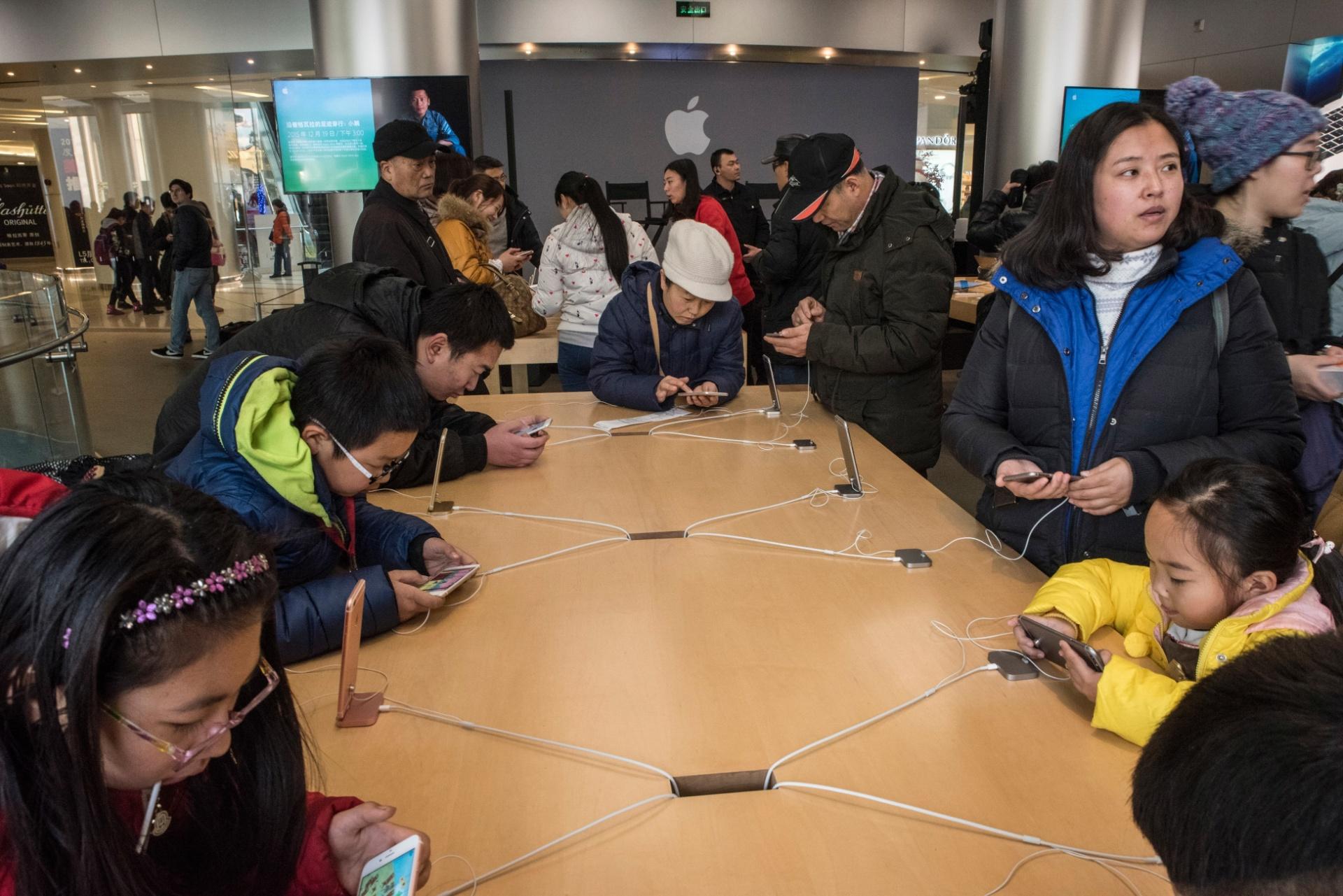 d9f539347 Como Huawei e outras empresas da China fizeram Apple deixar de valer US  1  tri