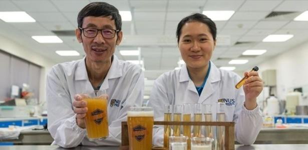 O professor Liu Shao Quan supervisionou o estudo da pesquisadora Chan Meu Zhi Alcine