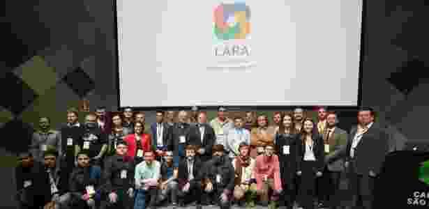 Vendedores do programa de bolsas para a América Latina  - Divulgação - Divulgação