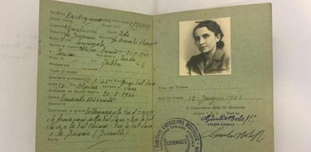Ada Gobetti liderou um grupo de guerrilheiras mulheres, as chamadas staffettas, na produção e distribuição de escritos antifascistas