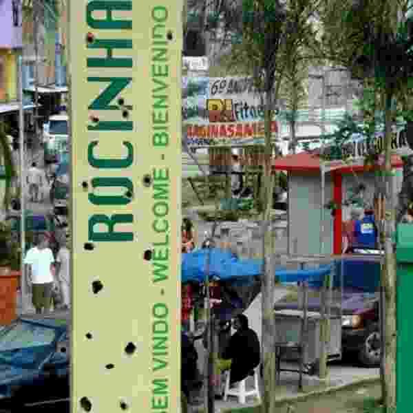 Reprodução/Facebook/Parceiros da Rocinha