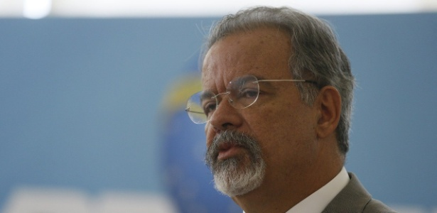 27.fev.2018 - Ministro extraordinário da Segurança Pública, Raul Jungmann - Reprodução/Twitter