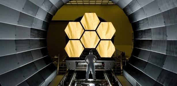 Batizado de James Webb, telescópio da Nasa já consumiu cerca de R$ 30 bilhões