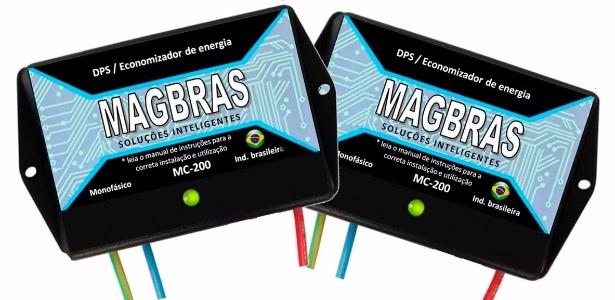 MagBras aparelho que promete economizar energia elétrica