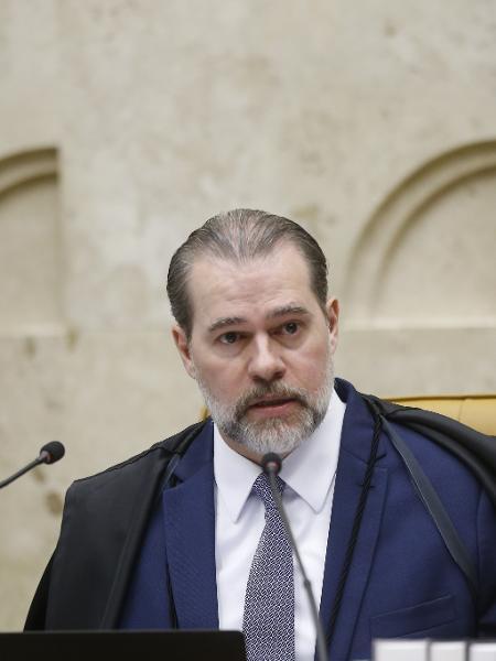13.fev.2019 - Dias Toffoli, presidente do STF (Supremo Tribunal Federal) - DIDA SAMPAIO/ESTADÃO CONTEÚDO