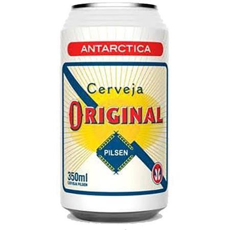 Original, agora em latas de 350 ml - Divulgação