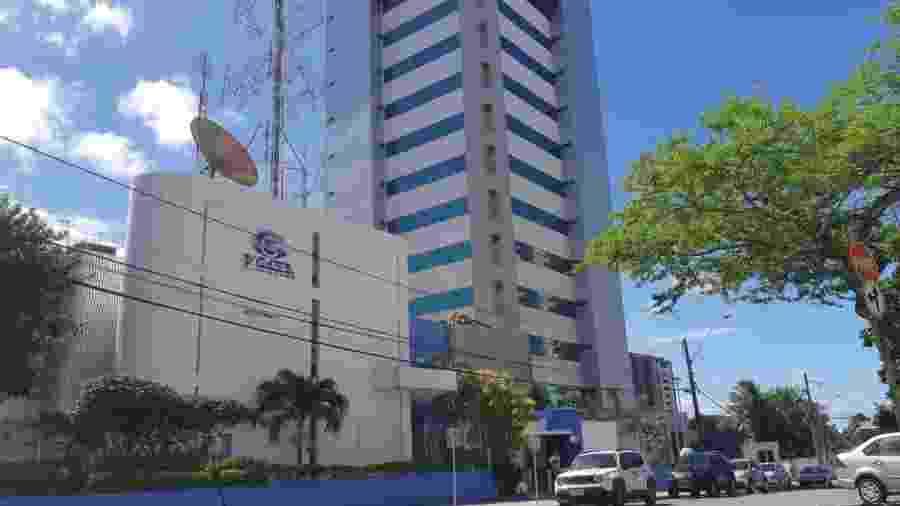 Sede da OAM (Organização Arnon de Mello) em Maceió - Carlos Madeiro/UOL