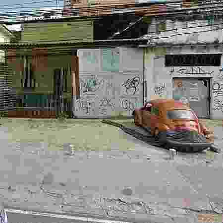 Google Street View/MPF-RJ