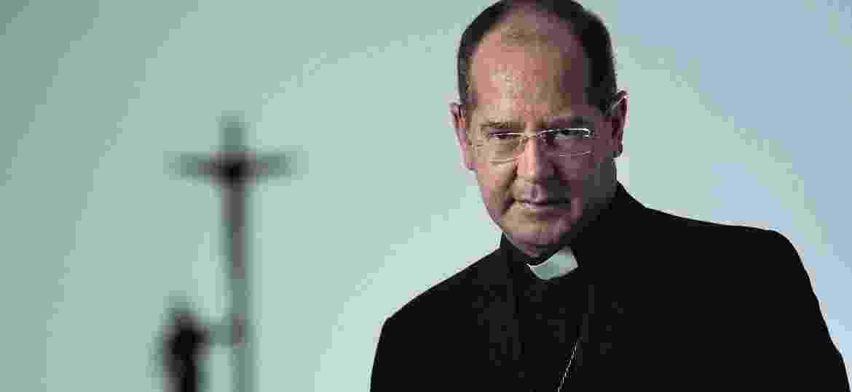 Dom Walmor de Oliveira, novo presidente da CNBB (Conferência Nacional dos Bispos do Brasil) - Alexandre Rezende / UOL