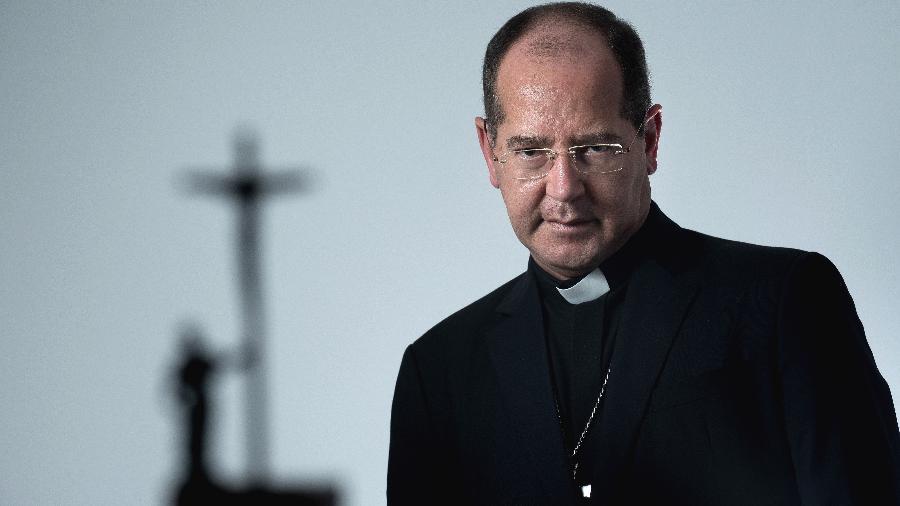 Dom Walmor de Oliveira, presidente da CNBB, chama aborto em criança estuprada de crime - Alexandre Rezende / UOL