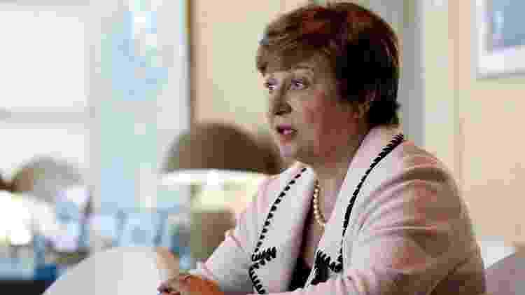 Georgieva estudou política econômica e sociologia em Sofia, na Bulgária - Reuters - Reuters