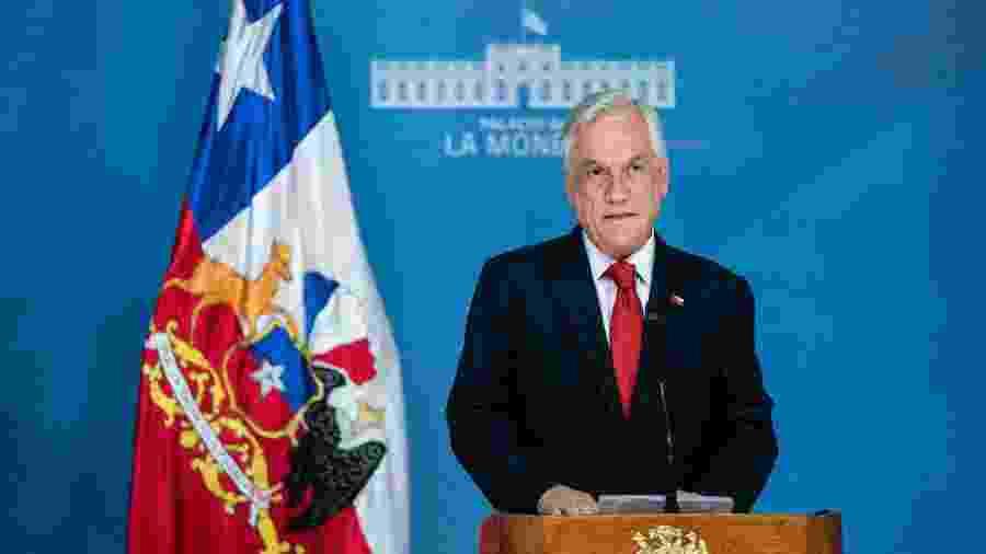 Divulgação/Presidência do Chile via AFP