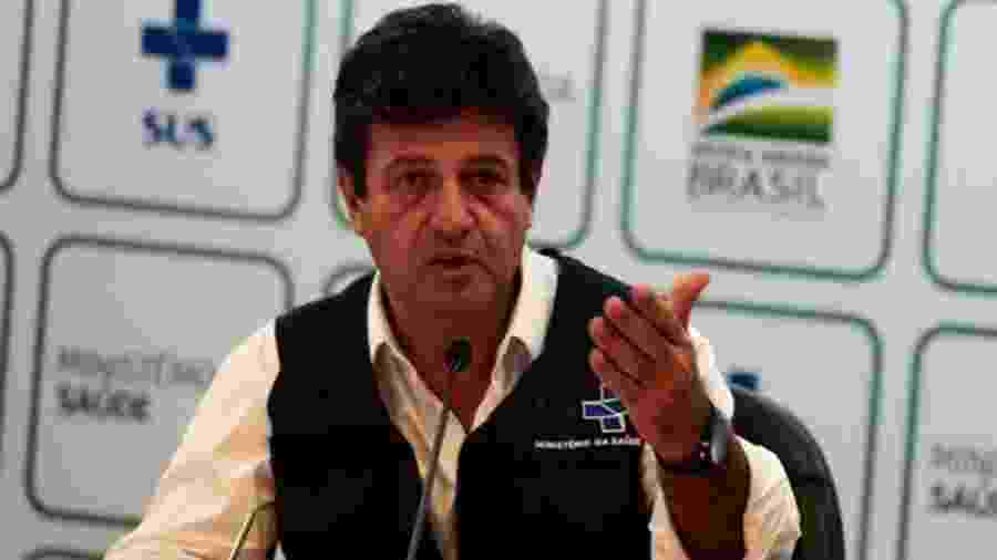 Mandetta se mantém no cargo, mas tensão com Bolsonaro chega a ápice após duas semanas - Agência Brasil