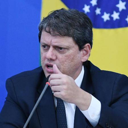 Arquivo - Freitas afirmou que o leilão da ferrovia deve ocorrer no segundo semestre - Edu Andrade/Fatopress/Estadão Conteúdo