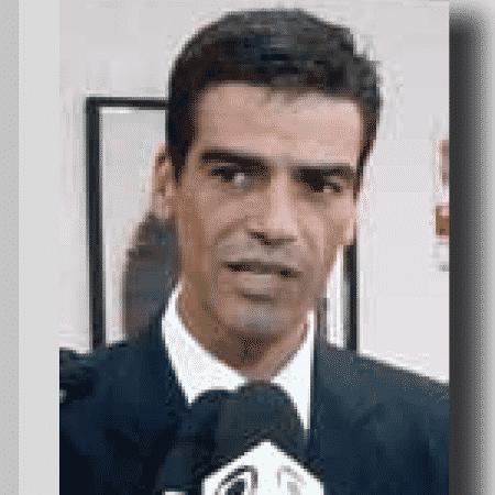O delegado Alexandre Silva Saraiva, superintendente da PF no Amazonas - Divulgação/ADPF