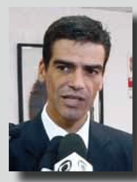 O delegado da Polícia Federal Alexandre Silva Saraiva, superintendente da PF no Amazonas - Divulgação/ADPF