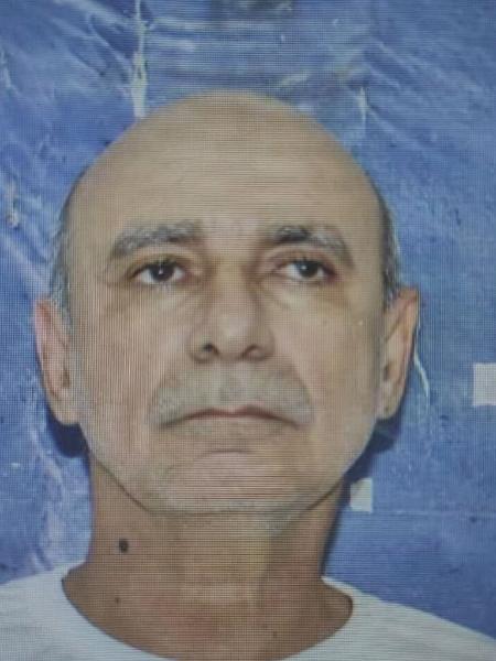 23.jun.2020 - Fabrício Queiroz em foto no sistema prisional - Reprodução