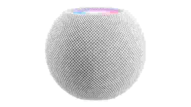 HomePod Mini, da Apple - Divulgação - Divulgação