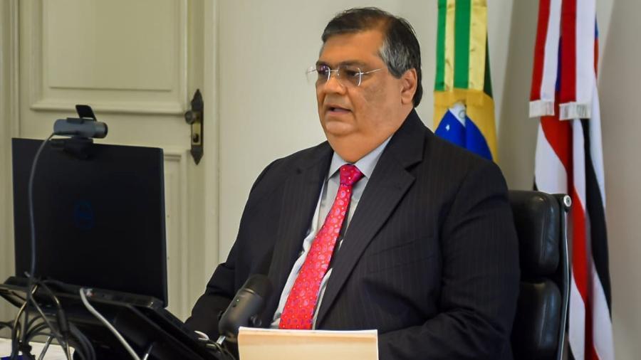 Governador do Maranhão, Flávio Dino - Karlos Geromy/Governo do Maranhão