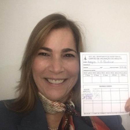 Mayra Pinheiro disse nas redes sociais que foi vacinada contra a covid-19  - Reprodução/Instagram/dra.mayra.oficial
