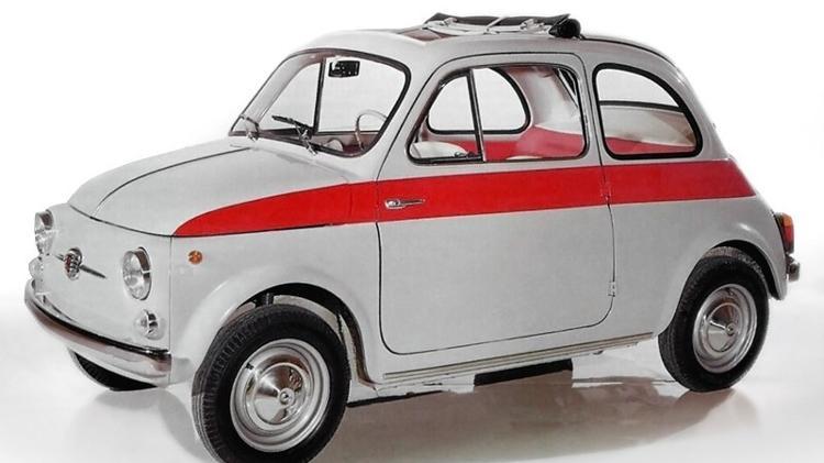Fiat Nova 500 - Divulgazione - Divulgazione