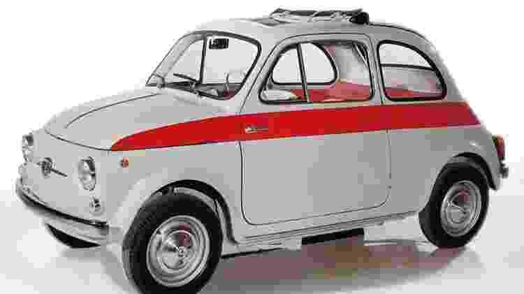 Fiat Nuova 500  - Divulgação  - Divulgação