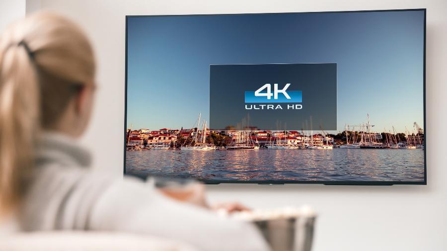 Já reparou que agora todas as TVs parecem ser 4K? Aprenda mais sobre elas - baloon111/Getty Images/iStockphoto