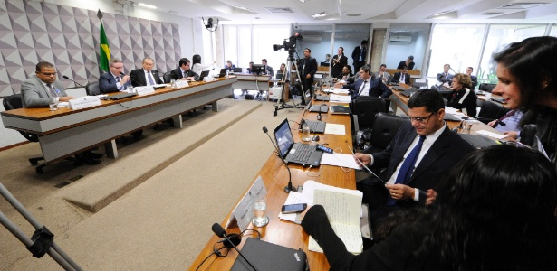 Resultado da votação é termômetro para julgamento de Dilma - Edilson Rodrigues/Agência Senado