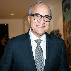 28.abr.2015 - O empresário Guilherme Leal, que concorreu como vice de Marina Silva as eleições de 2010