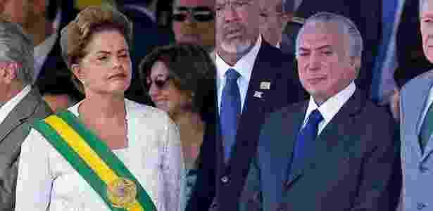 Pedro Ladeira/Folhapress e André Dusek/Estadão Conteúdo