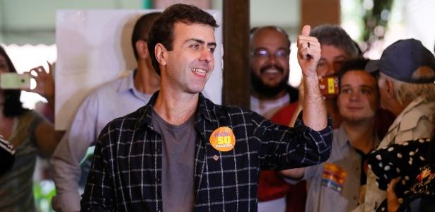 Forte na zona sul, Freixo terá quase um mês para atrair votos na zona oeste carioca