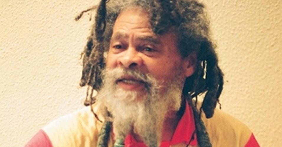 O músico baiano Damião Experiença