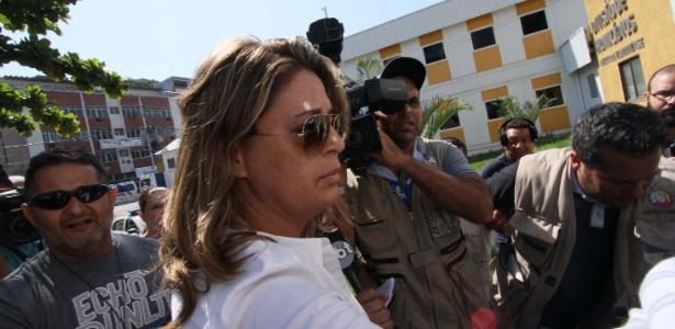 Françoise Amiridis era mulher do embaixador da Grécia no Brasil, Kyriakos Amiridis, e é acusada pela morte do marido - José Lucena/Futura Press/Estadão Conteúdo