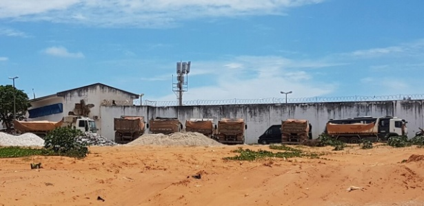 Presídio de Alcaçuz (RN) teve ao menos 56 fugas - Beto Macário/UOL