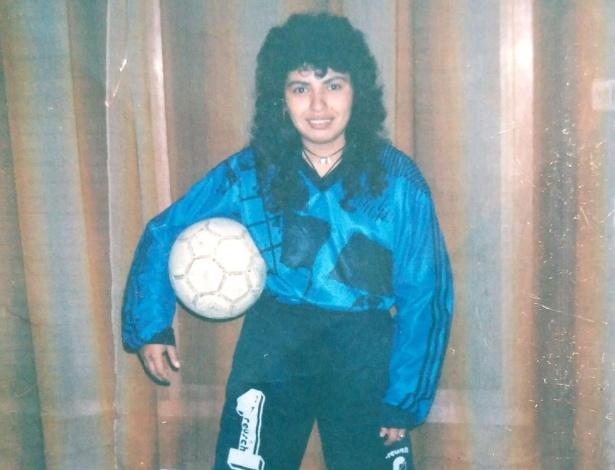 Higui é torcedora do Boca Juniors