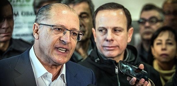 Num embate velado, Alckmin tem como rival interno Doria