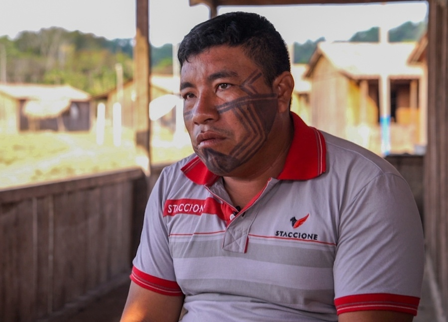 Cacique Mobu-Odo, indígena Arara de Cachoeira Seca: 'Sempre fomos perseguidos pelos brancos'