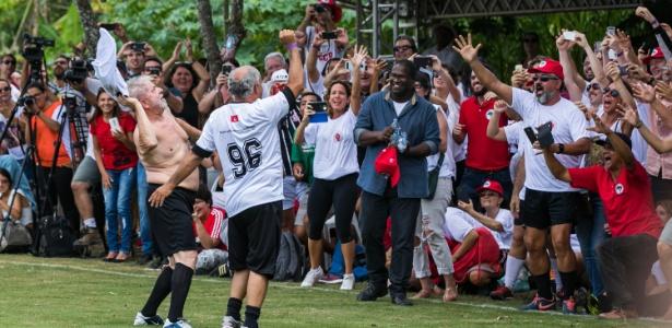 Lula participou de evento promovido pelo MST no dia 23 de dezembro