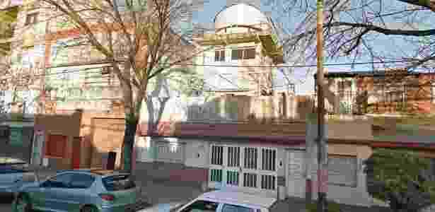 bbc Buso criou em sua casa o que chama de 'Observatório Busoniano' - Google Street View - Google Street View