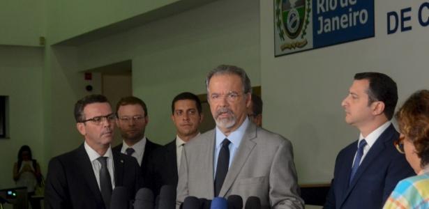 Ministro da Segurança Pública, Raul Jungmann, voltou atrás sobre afirmação que fez
