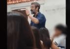 Debate entre professor e aluno sobre situação do país vira motivo de ameaça - Reprodução