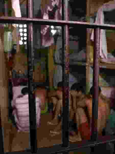 Presídios do Ceará sofrem com superlotação carcerária e estrutura deficitária - Divulgação/OAB-CE