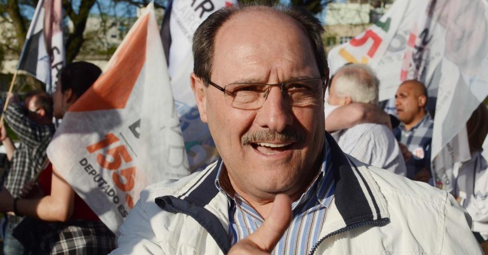José Ivo Sartori (MDB), candidato a reeleição no Rio Grande do Sul