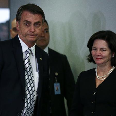 Bolsonaro deixa o gabinete da PGR, onde foi recebido por Raquel Dodge no dia 20 - Pedro Ladeira -20.nov.2018 /Folhapress