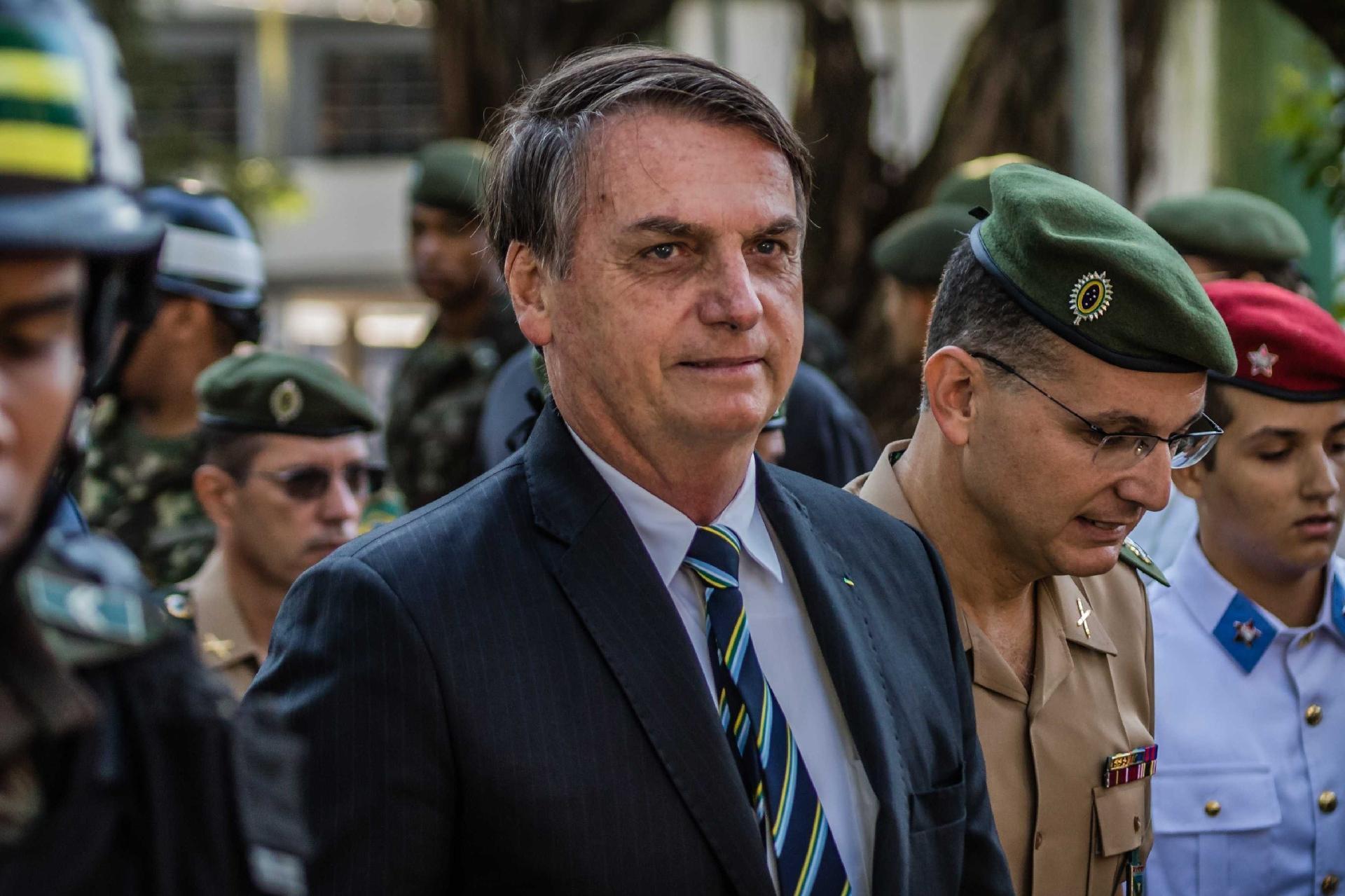 f1bd4947c55 Bolsonaro parabeniza primeiro-ministro da Austrália por vitória -  19/05/2019 - UOL Notícias